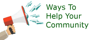 Ways to Help Your Community