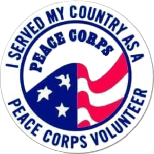 RPCV patch for EPCV Reapplying to Peace Corps